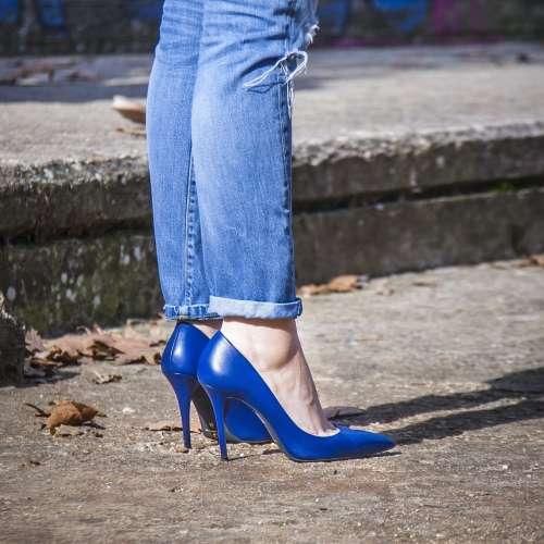 Női alkalmi cipő