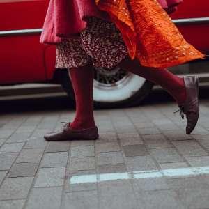 Női utcai cipők