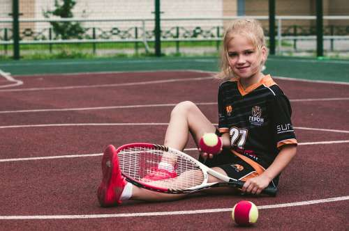 Gyerek tenisz ruha