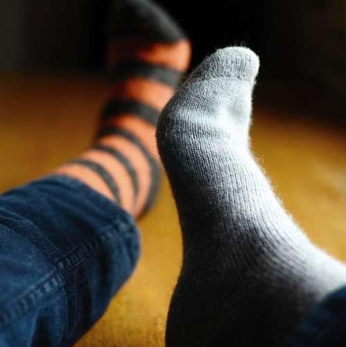 Férfi zoknik, sportszárak
