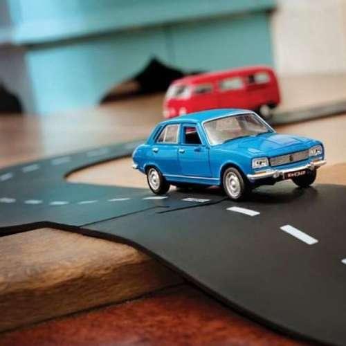 Autópályák, parkolóházak