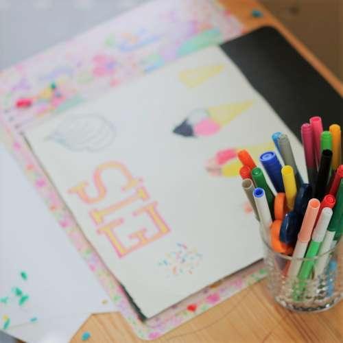 Rajztáblák, írótáblák