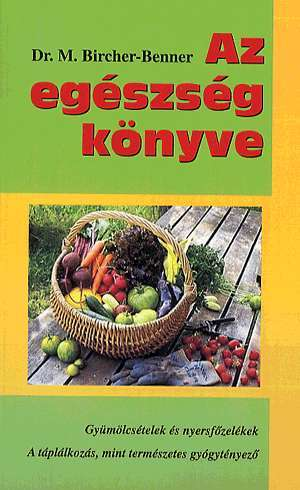 Egészség, betegség könyvek