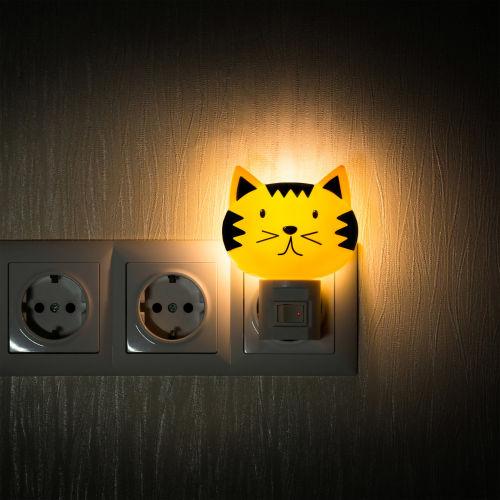 Éjjeli fények, projektorok