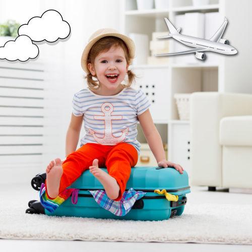 Gyerek bőröndök