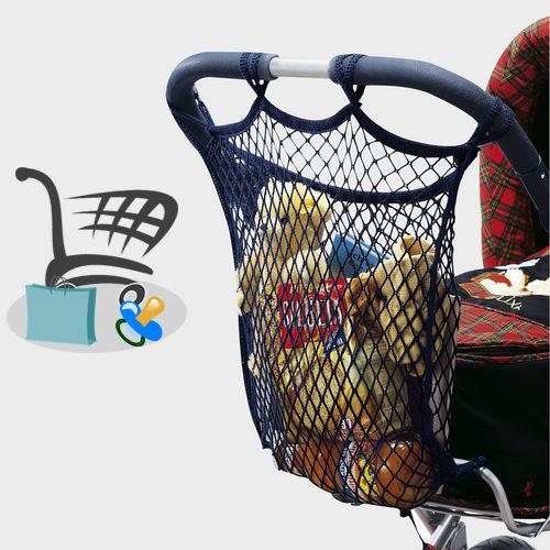 Bevásárlóhálók, rendező táskák
