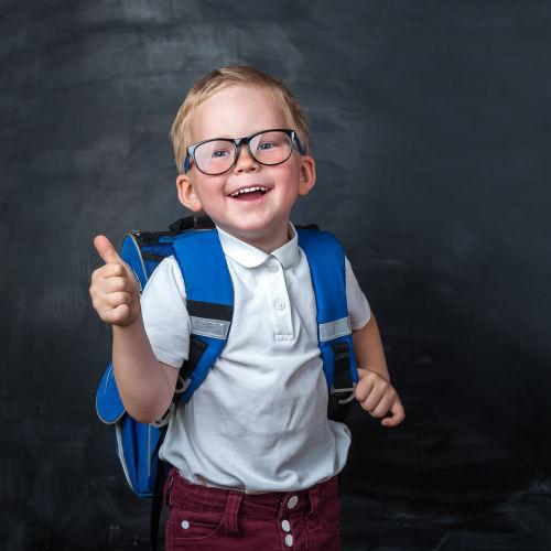 Iskolakezdés, iskolaszerek