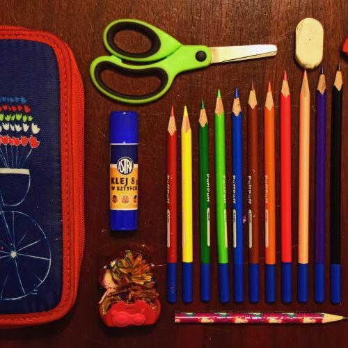 Írószerek, tollak, ceruzák
