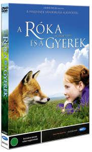 A róka és a gyerek DVD