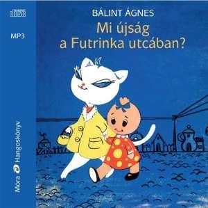 Mi újság a Futrinka utcában? / hangoskönyv 30146829
