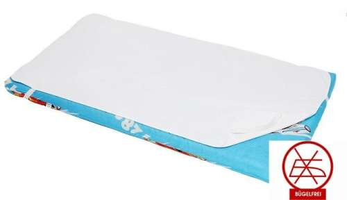 MamaKiddies Special Matracvédő Lepedő 60x120cm (fehér)