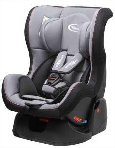 MamaKiddies Baby Autósülés 0-18kg #fekete-szürke