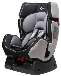 MamaKiddies Baby Plus Autósülés 0-25kg #ezüst-fekete 30147695