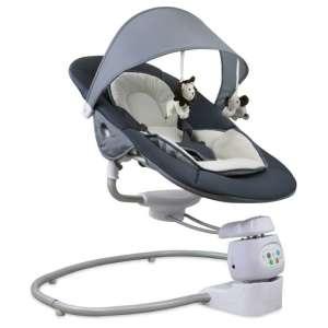 Baby Mix prémium Elektromos Hinta és Pihenőszék #antracit-bézs 30147759