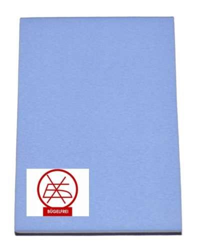 Gumis lepedő 80x160cm-es méretben (kék)