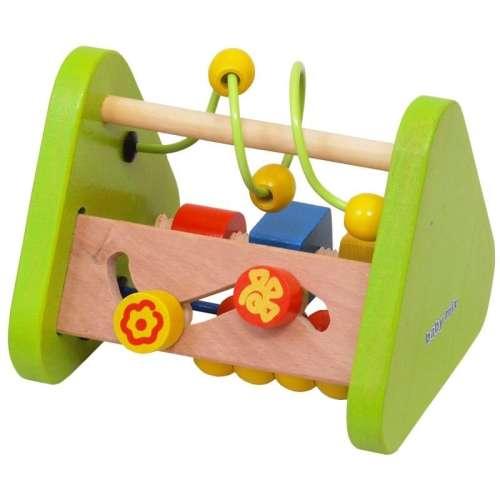 Baby Mix fa Multifunkciós logikai és ügyességi játék