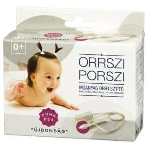 Orrszi-Porszi Orrtisztító szett 30437793 Orrszívó, orr spray