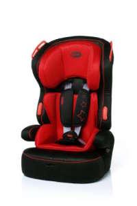 4 Baby Basco Autósülés #9-36kg #piros