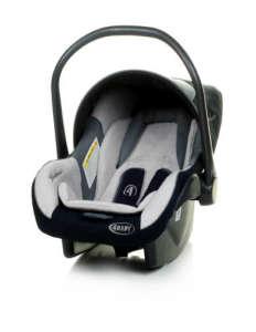 4 Baby Colby Deluxe Multifunkciós Gyerekülés 0-13kg #szürke