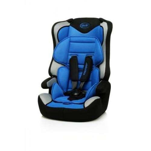 4 Baby Voyager Autósülés 9-36kg #kék