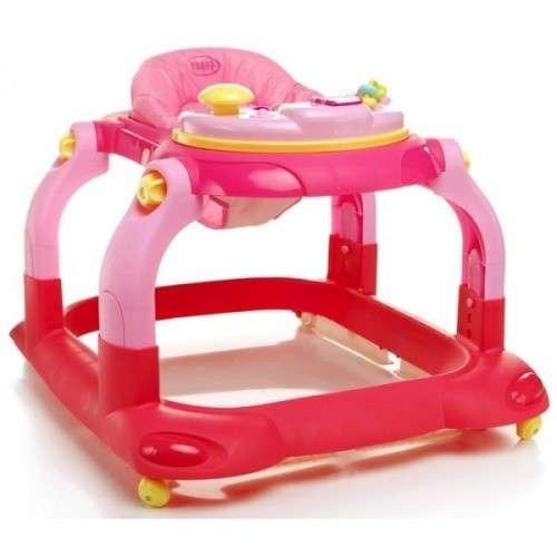 4 Baby Walkie bébikomp (piros)