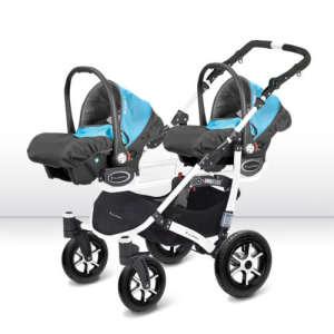 Babyactive Twinni Multifunkciós iker Babakocsi