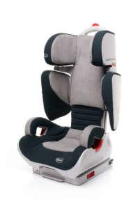 4 Baby Questo-Fix Autósülés 15-36kg #szürke