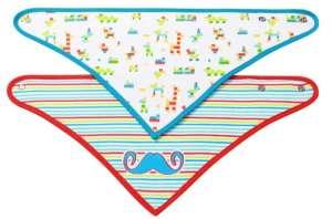 BabyOno Kétrétegű Háromszög-kendő  30195588