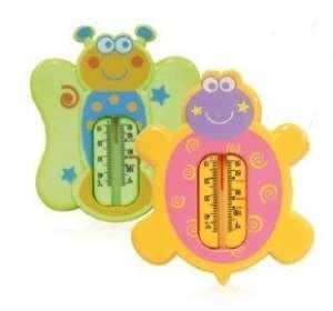 Baby Care Vízhőmérő - Pillangó és teknős 31302191 Baby Care