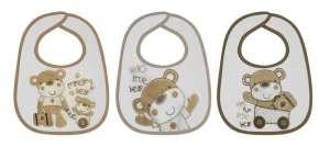 Baby Care frottír Előke - 3db 31301089 Előke, büfikendő
