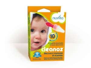 Nuvita Cleanoz cserélhető szívófej Orrszívóhoz 31302059 Orrszívó, orr spray