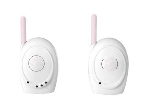 Chipolino Micro digitális bébiőr (rózsaszín)