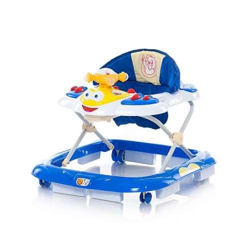Chipolino Teddy bébikomp (kék)