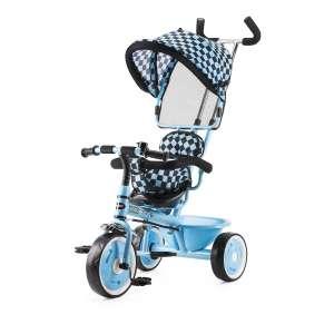 Chipolino Racer Tricikli kupolával #kék 31180222 Chipolino Tricikli