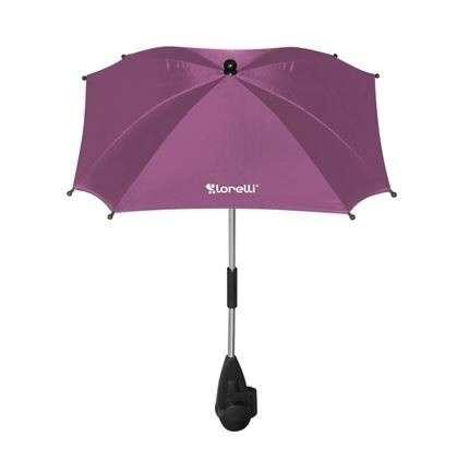 Lorelli - UV-szűrős Napernyő Babakocsira #rózsaszín