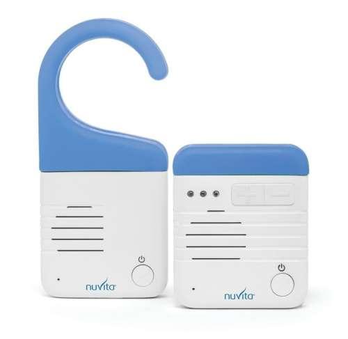 Nuvita Quadryo 1 digitális Bébiőr 3010 #kék