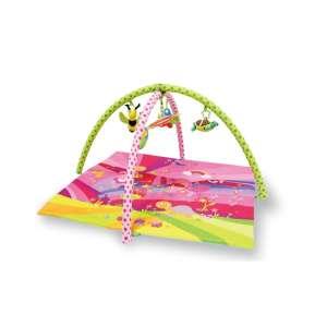 Lorelli Játszószőnyeg  - Állatos #rózsaszín 31064933 Lorelli Bébitornázó és játszószőnyeg
