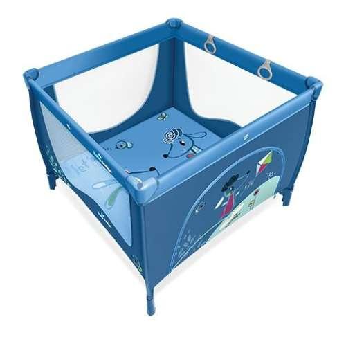Baby Design Play UP utazójáróka kapaszkodóval (kék)