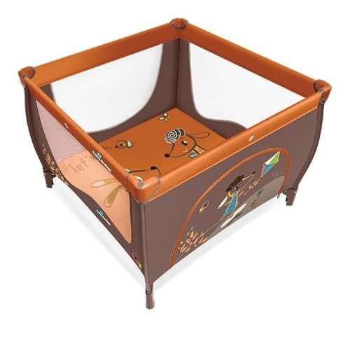Baby Design Play utazójáróka (narancssárga)