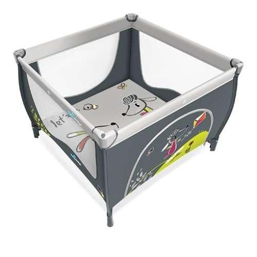Baby Design Play utazójáróka (szürke)