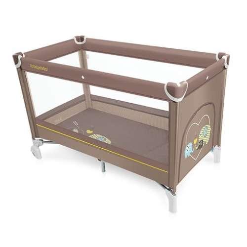 Baby Design Simple utazóágy (bézs)
