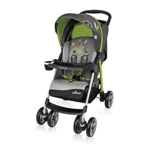 Baby Design Walker Lite sport Babakocsi #zöld