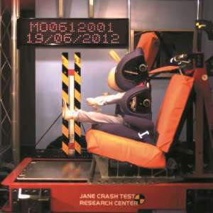 Jané Montecarlo R1 Isofix Autósülés 15-36kg #piros