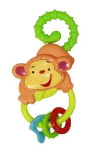 Baby Care Rágóka - Majom