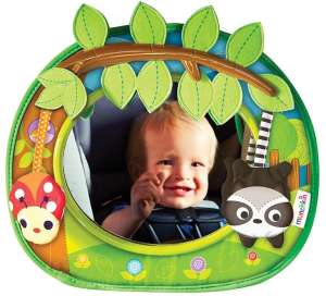 Munchkin Swing Autós tükör #zöld 31304643 Munchkin