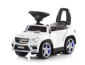 Chipolino Mercedes Benz GL63 AMG Bébitaxi MP3 lejátszóval #fehér