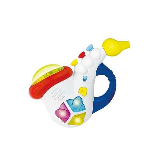 Chipolino zenélő játék - Szaxofon