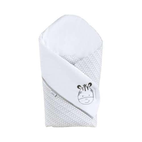 Klups Pólya - vidám zebra #szürke-fehér ágynemű termékcsaládhoz