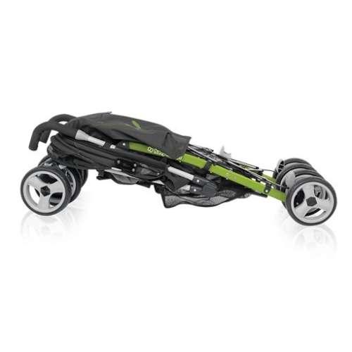 BabyDesign Travel Quick sport Babakocsi #kék