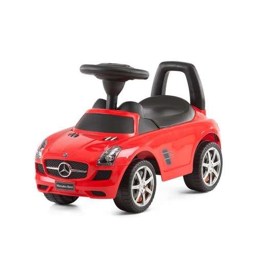 Chipolino Mercedes Benz Bébitaxi #piros